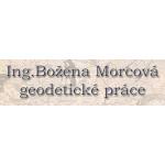 Morcová Božena, Ing.- GEODETICKÉ PRÁCE – logo společnosti