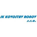 JK KOVOSTAV RONOV s.r.o. – logo společnosti