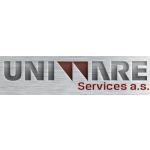 UNIWARE SERVICES, a.s. – logo společnosti