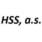 HSS, a.s. – logo společnosti