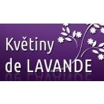 KVĚTINY DE LAVANDE – logo společnosti