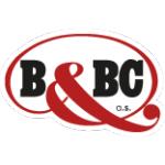 B & BC, a. s. – logo společnosti