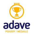 ADAVE - POHÁRY, MEDAILE s.r.o. – logo společnosti