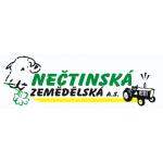 Nečtinská zemědělská a.s. – logo společnosti