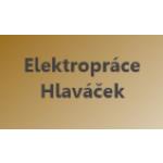 Elektropráce Hlaváček – logo společnosti