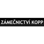 Zámečnictví Kopp – logo společnosti
