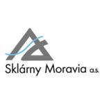 SKLÁRNY MORAVIA, akciová společnost (Střední Čechy) – logo společnosti