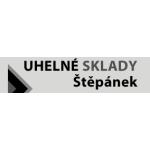 UHELNÉ SKLADY MIMOŇ – logo společnosti