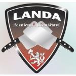 Landa Jan - řeznictví – logo společnosti
