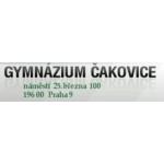 Gymnázium Čakovice, Praha 9, náměstí 25. března 100 – logo společnosti