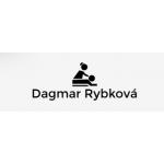 Masáže - Rybková Dagmar – logo společnosti