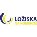 LOŽISKA NA KOMENDĚ – logo společnosti