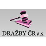 DRAŽBY ČR a.s. – logo společnosti