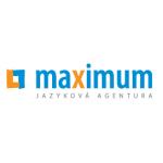 MAXIMUM, jazyková agentura s.r.o – logo společnosti