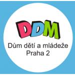 Dům dětí a mládeže Praha 2 – logo společnosti