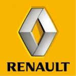Náhradní díly s.r.o. - vrakoviště Renault – logo společnosti