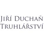 Duchaň Jiří- TRUHLÁŘSTVÍ – logo společnosti