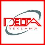 Trávníček Rudolf - Delta Reklama – logo společnosti