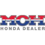 MCH , spol. s r. o . - prodej aservis motocyklů Honda – logo společnosti