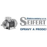Elektro-motory s.r.o. – logo společnosti