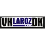VK LAROZ DK s.r.o. – logo společnosti