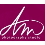 A.M. PHOTOGRAPHY STUDIO – logo společnosti