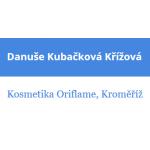Danuše Kubačková Křížová - kosmetika – logo společnosti
