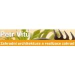 Vítů Petr - ZAHRADNÍ ARCHITEKTURA A REALIZACE ZAHRAD – logo společnosti