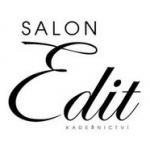 Živná Edita - Salon EDIT – logo společnosti