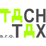 TachTax, s.r.o. – logo společnosti