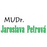MUDr. Jaroslava Petrová – logo společnosti