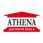 Jazyková škola ATHENA, s.r.o. – logo společnosti
