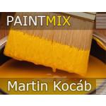 Kocáb Martin - PAINTMIX – logo společnosti