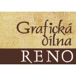 Grafická dílna RENO spol. s r.o. – logo společnosti