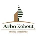 ArboKohout - rizikové kácení stromů – logo společnosti