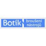 Botík Vladimír- Broušení nástrojů Botík – logo společnosti