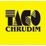 TACO CHRUDIM, s.r.o. - kancelářská technika – logo společnosti