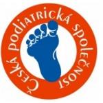 Česká podiatrická společnost z.s. – logo společnosti