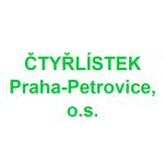 ČTYŘLÍSTEK Praha-Petrovice, o.s. – logo společnosti