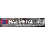 HAZ METAL s.r.o. – logo společnosti
