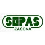 SEPAS a.s. – logo společnosti