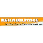 REHABILITACE MUDr. DANA MIKULČÁKOVÁ s.r.o. – logo společnosti