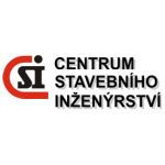 Centrum stavebního inženýrství a.s. (pobočka Louky) – logo společnosti