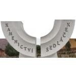 Kamenictví Sedláček – logo společnosti