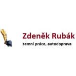 Zemní práce, výkopové práce, autodoprava Rubák – logo společnosti