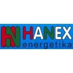 HANEX Praha s.r.o. – logo společnosti