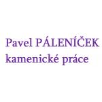 Pavel Páleníček - kamenické práce – logo společnosti