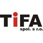 TIFA spol. s r.o. - dárkové zboží – logo společnosti