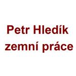 Petr Hledík - zemní práce – logo společnosti