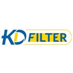 KD-FILTER, Průmyslová filtrace, s.r.o. (pobočka Hulín) – logo společnosti